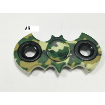 Con quay thư giãn Batman Fidget Spinner DC03 - A8 (Rêu)