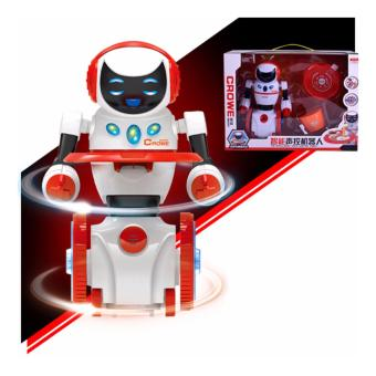 Robot thông minh điều khiển bằng giọng nói