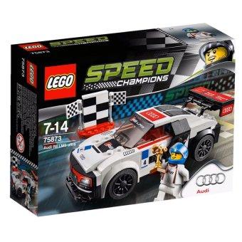 Hộp LEGO Speed 75873 Xe Đua Audi R8 LMS Ultra 175 chi tiết