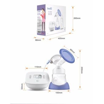 Máy hút sữa mẹ bằng điện - Máy hút sữa cao cấp PRO AM268 - BH UY TÍN