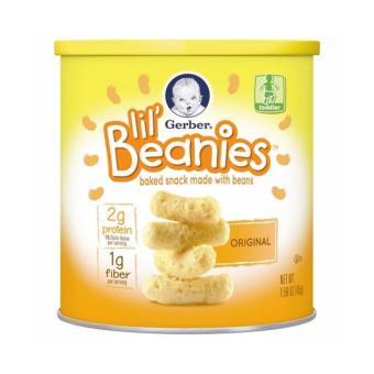 Bánh Ăn Dặm Gerber Lil' Beanies Cho Bé