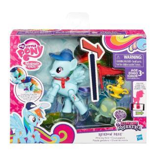 My Little Pony EE - Pony Cầu Vồng (Có thể cử động khớp) B5676/B3602