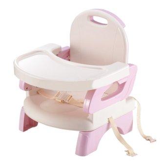 Ghế ngồi ăn cho bé Mastela 07331 (Hồng)
