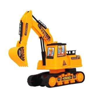 Xe mô hình cần cẩu bọc LT9933-8