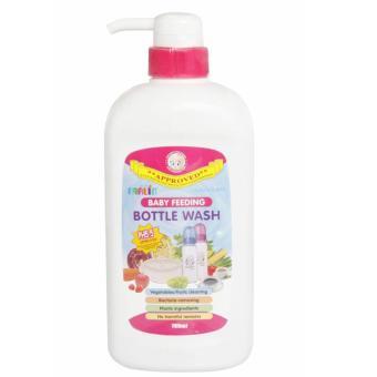 Chai nước rửa bình sữa và rau củ an toàn Farlin 700ml BF200