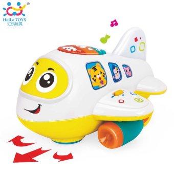 Đồ chơi Huile Toys -Máy Bay vui vẻ - Huile Toys 6103