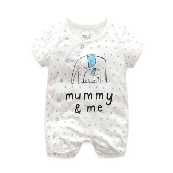 Body đùi First Movement size cho bé 3-18 tháng Elephant Mummy & Me