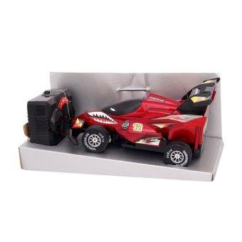 Xe đua điều khiển từ xa 318-2 (Đỏ)