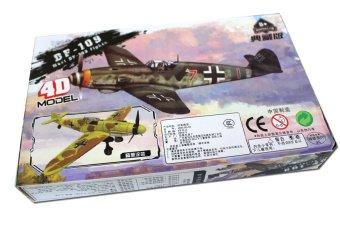 Máy bay mô hình lắp ráp 1/48 BF 109 (01)