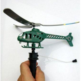 Máy bay trực thăng đồ chơi kéo bay ngoài trời HQ206124