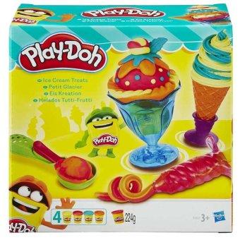 Dụng cụ làm kem đơn giản Play-Doh B1857