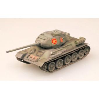Mô hình xe tăng T-34 quân đội nhân dân Việt Nam tỉ lệ 1:72