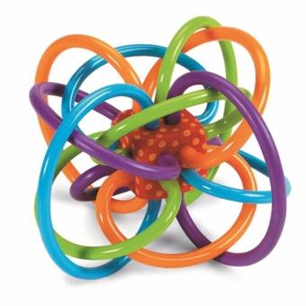 Bòng vòng Xúc Xắc Ngậm Nứu Manhattan Toy Winkle