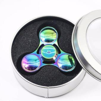 Con Xoay Tròn Hand Fidget Spinner 3 cạnh S.K.T