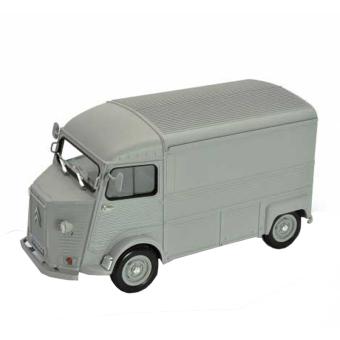Xe mô hình V&G Citroen Type H 1:24 (Xám) Welly