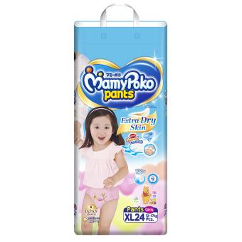 Tã quần Mamy Poko XL24 (Girl)