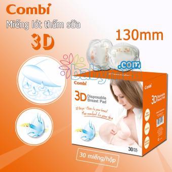Miếng lót thấm sữa 3D Combi