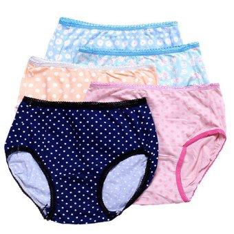 Bộ 5 quần lót cho bé gái