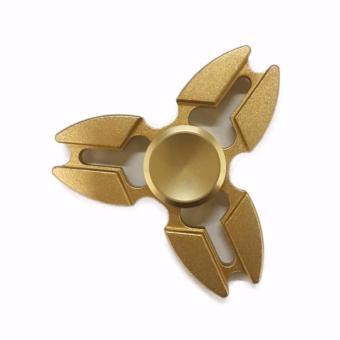 Con quay Fidget Spinner 3 cánh phi tiêu cực chất (có video chi tiết)