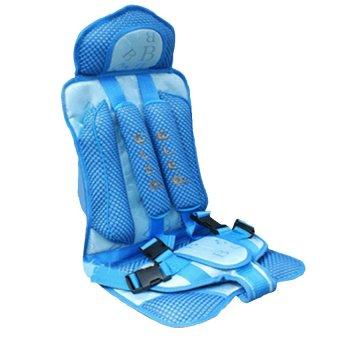 Ghế Ngồi Đa Năng Cho Bé Trên Xe Otô 206116-2(xanh)