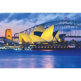 Bộ tranh xếp hình nhà hát Opera Sydney 247 mảnh