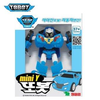 Đồ chơi mô hình lắp ráp MINI TOBOT Y 8801198052954