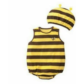 Set body cho bé (con ong)