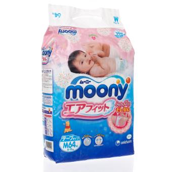 Tã dán Moony M64