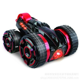 Ô tô xoay 360 độ điều khiển từ xa (Đỏ)