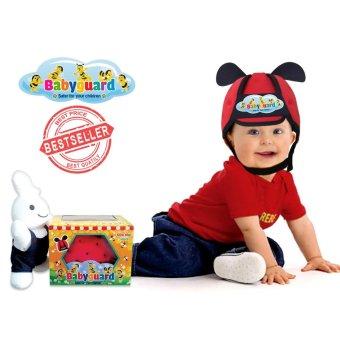 Nón bảo vệ đầu cho bé tập đi Babyguard thời trang