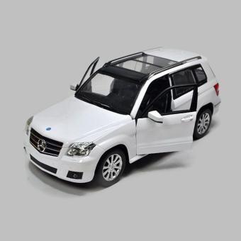 Xe Mô Hình Tỉ Lệ 1/24 Mercedes Glk350 Rastar (Trắng)