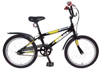 Xe đạp trẻ em Asama AMT 02 (Đen)