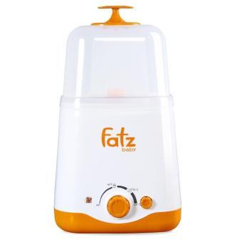 Máy Hâm Sữa Đa Năng 2 Bình Cổ Rộng Fatzbaby Fb3011Sl