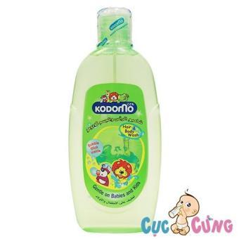 Dầu tắm gội Kodomo cho trẻ sơ sinh 200ml