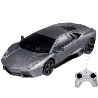 Đồ chơi xe điều khiển RASTAR R/C 1:24 Lamborghini Reventon(Xám)