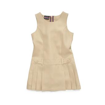 Đầm bé gái Nautica (Kem)