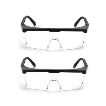 Bộ 02 kính mát chống bụi bảo vệ mắt