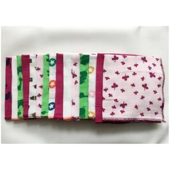 Bộ 15 khăn xô cho bé San Baby