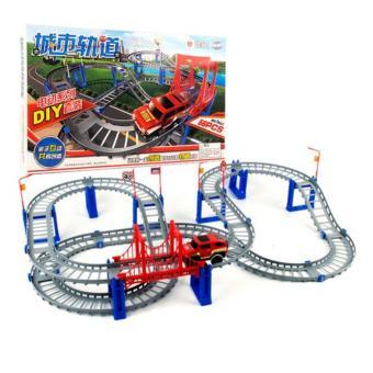 Bộ đồ chơi đường ray xe lửa giúp bé phát triển