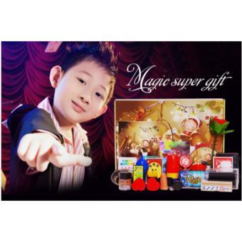 Đạo cụ ảo thuật: Bộ 20 trò ảo thuật phổ biến + kèm đĩa CD hướng dẫn