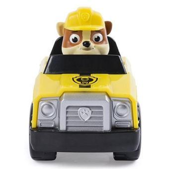Chó Cứu Hộ Paw Patrol Rubble Và Xe Ô tô