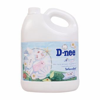 Nước giặt xả D-nee trắng 3L