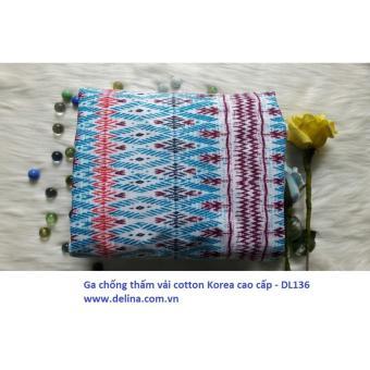 Ga chống thấm vải cotton Korea cao cấp loại 1m8x2mx10cm