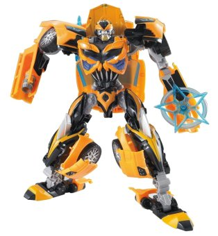 Robot biến hình transformer Bumblebee J8003 (cao 28 cm)