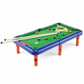 Bàn Bida lỗ mini Action 6 trong 1 - Billiards Snooker