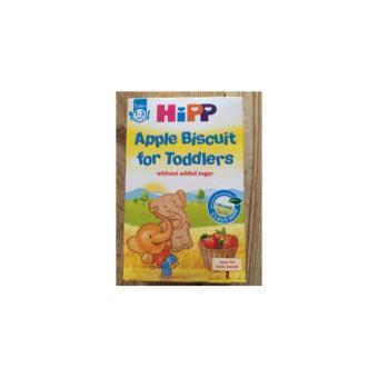 Bánh bích quy táo tây Hipp (Organic) dành cho trẻ từ 1-3 tuổi