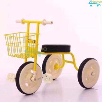 Xe đạp ba bánh kiểu dáng hàn Quốc siêu nhẹ cho bé Udary UR-3B