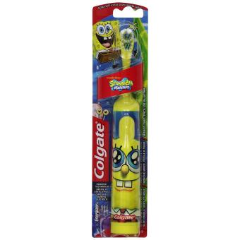 Bàn chải Pin Colgate Kids Toothbrush 647 (vàng)