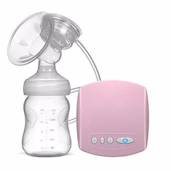 Máy hút sữa điện đơn Miss Baby chất lượng cao (Hồng)