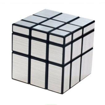 Đồ chơi Rubik Mirror 3x3x3 (Bạc)